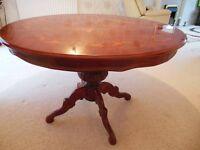 Dining Table (circular)