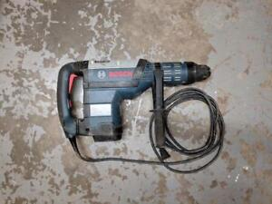 HOC - BOSCH ROTARY HAMMER RH850VC AS NEW + 90 DAY WARRANTY + FREE SHIPPING