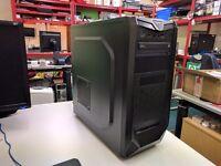 Lite gaming/Media pc AMD A6, 8GB ram, Nvidia 750ti, 1tb Hard drive