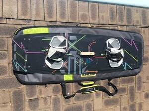 North Jaime Kite surf Twintip Board 139/42 Hillarys Joondalup Area Preview