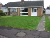 Aylsham - A traditional two bedroomed unfurnished bungalow close to Town Centre