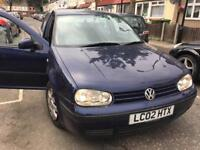 Volkswagen Golf 1.6 Automatic 2002 Drives... not Astra polo Yaris