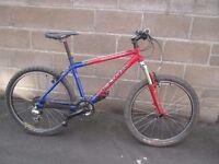Lovely Kona bike for sale, custom built and fully serviced!
