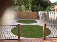 Gardens - Driveways - Decking - Turf - Fence - Grass