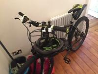 Mountain bike Adult - reduced from £400 new