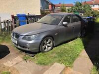 BMW 520d e60 breaking