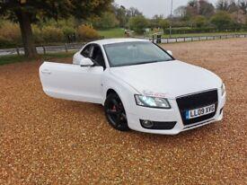 image for Audi, A5, Coupe, 2009, Semi-Auto, 2698 (cc), 2 doors