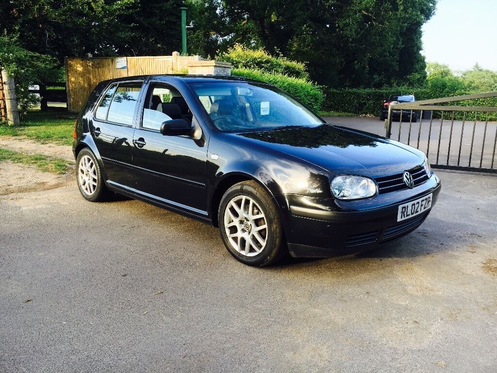 bargain volkswagen vw golf mk4 gti 1 8t 20v turbo with leather recaro seats ford vauxhall mk3. Black Bedroom Furniture Sets. Home Design Ideas