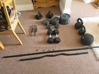 Gym & Workout Equipment
