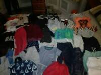Huge bundle of baby boys clothes size 18 - 24 months