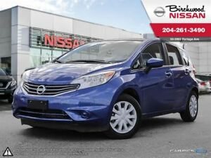 2016 Nissan Versa Note SV Six Month Lease Return!