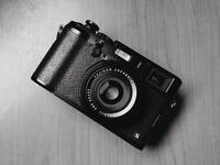 Fuji X100S for sale or trade for 5dmkii