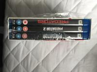 X Men, Godfather, Marvel, Predator Box Sets