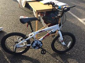Boys Apollo BMX style bike