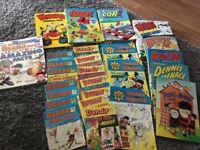 Bundle of Beano & Dandy Comics etc