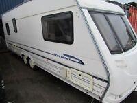 Sterling Wayfarer Twin Axle Double Dinette Touring Caravan