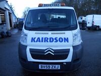 CITROEN RELAY RECOVERY TRUCK FOR SALE