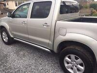 Toyota Hilux Invincible D-4D 4x4 DCB 2011