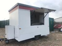 Burger Van / Catering Trailer with Generator - Full Business Ready to Go!