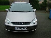 FOR SLE FORD GALAXY 7 SEATER £800 0N0 OR SWAP WHY