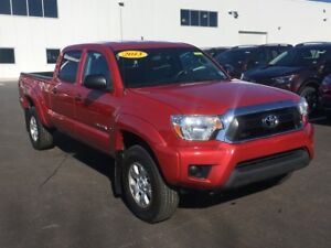 2013 Toyota Tacoma Doublecab 4WD SR5 ONLY $249 BIWEEKLY WITH $0