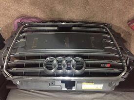 Audi s3 8v genuine crome grill