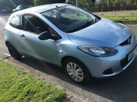 2008 08 Mazda 2 1.4 Petrol Cheap Car Bargain Car Spares or Repairs