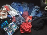 Boys clothes age 12-14 years 25 items mainly next £30