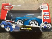 Twister Town Motorama Radio Controlled Car ~ Wheelie and Spin