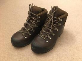 Woman's UK 5 Walking Boot SCARPA ACTIVfit Brown
