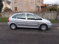 1.6 Hdi Desire Picasso, part history, 55 mpg, new clutch and turbo