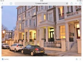 Large 1bedroom flat, for your 2/3 bedroom