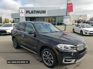 17 BMW X5, Leather, keyless entry, power liftgate,back up camera