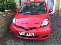 Toyota aygo 1.0 litre £20 rotax 12 months mot very economical ideal for first time driver