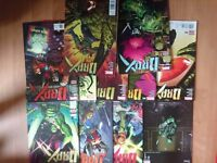 CM Punk Marvel Drax comic lot