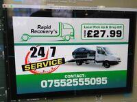 Rapid recoverys £29.99
