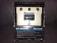 Blackstar HT Boost (Turn your transistor amp to a valve powered amp)