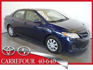2012 Toyota Corolla CE Gr.Commodite+Air Automatique