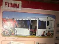 Fiamma F45 4.5m Large Privacy Room for Motorhome Awning