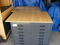 OFFICE FURNITURE FOR SALE - UPTO 7 MIXED UNITS AVAILABLE - ( VARIOUS PRICES - SEE ADD)