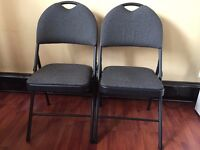 Two sitting chairs (Sale: 2 for £20 ) house clearence/cheap