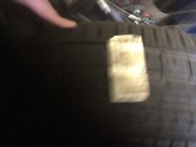 Bravuris car tyre
