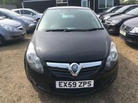 VAUXHALL CORSA 1.2 i 16v SXi HATCH 3DR 2009(59)*IDEAL FIRST CAR* CHEAP INSURANCE* 1 OWNER FROM NEW