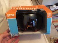 Unisex spy plus snow goggles