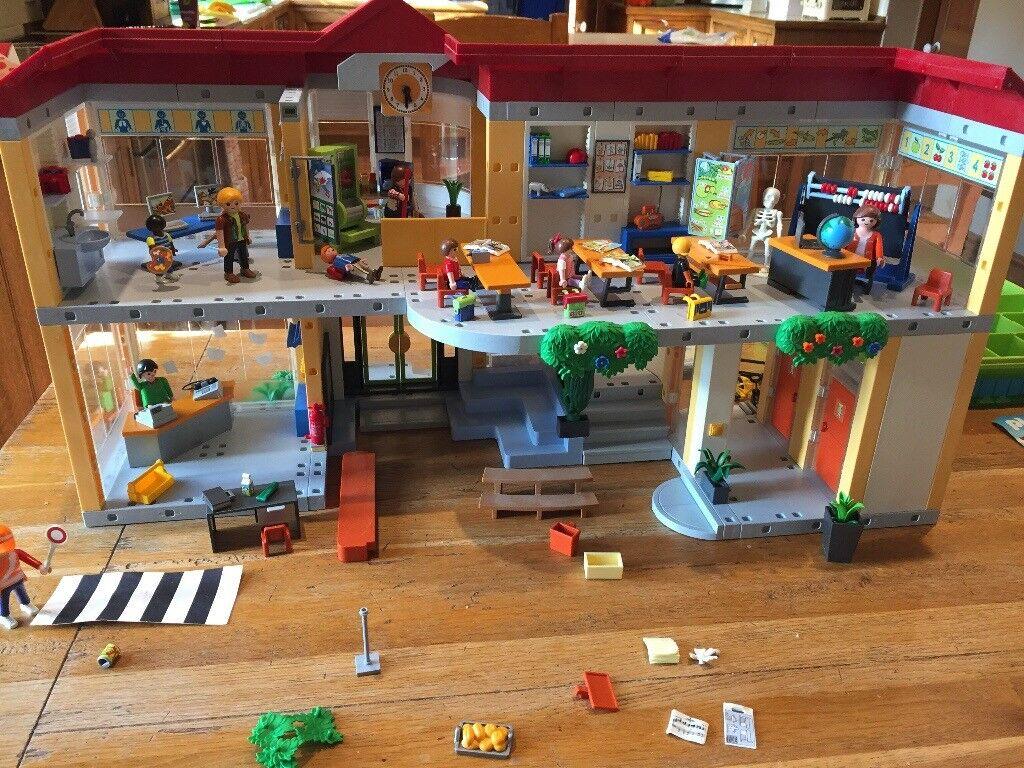 Playmobil School 4324