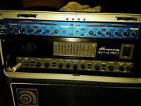 Ampeg SVT 4 Pro bass head USA BUILT