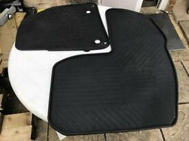 Ford transit custom rubber matts