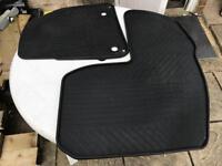 Ford transit custom rubber matts