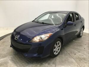 2012 Mazda MAZDA3 * GX * AUT * GR.ÉLEC * AC * JAMAIS ACCIDENTÉ *