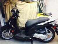 Scooter Kymco Peoples 150